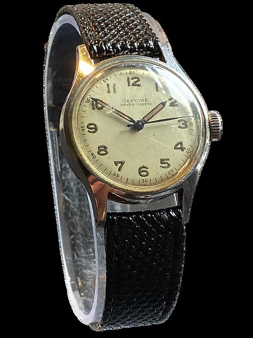 Glycine Gents WW2 Military Watch