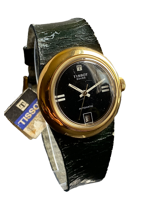 Tissot 1970's NOS Sideral Gents Automatic Dress Watch
