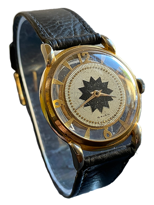 Oba Gents Cocktail  style dress watch