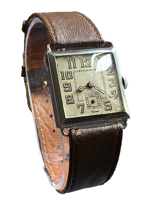Gents Unbranded Watch c.1935