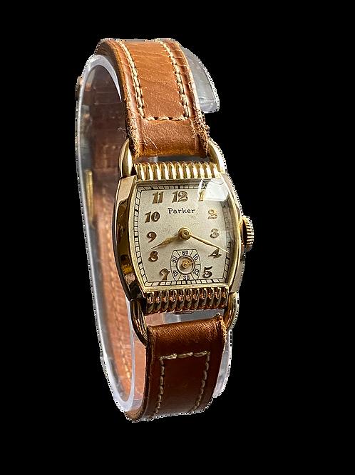 Parker Mid Size Gents/Ladies 1940's Dress Watch