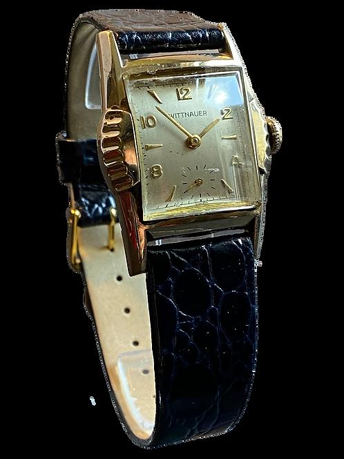 Longines-Wittnaur C.1956 Gents Dress Watch