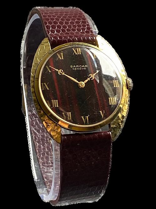 Sarcar Geneve Gents 1970's Dress Watch