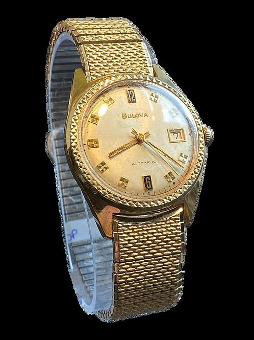 Bulova Gents Automatic 1969 on Bracelet