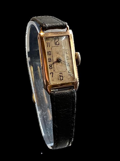 Ladies 1926 9ct Gold Dress Watch