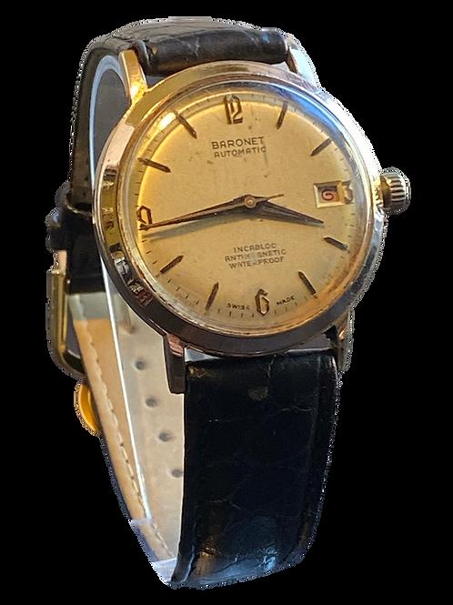 Baronet 1960's Gents Automatic Dress Watch