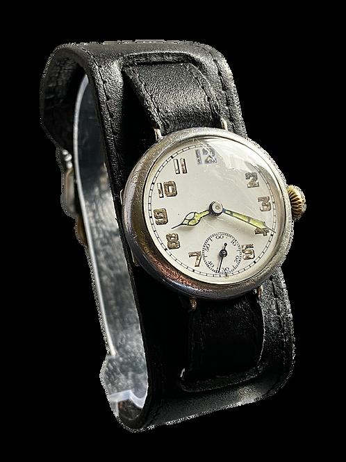 Lanco (Langsdorf Watch Co) Trench Watch
