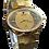 Thumbnail: Nivada C1 Profile 1970's large Gents Bracelet Watch
