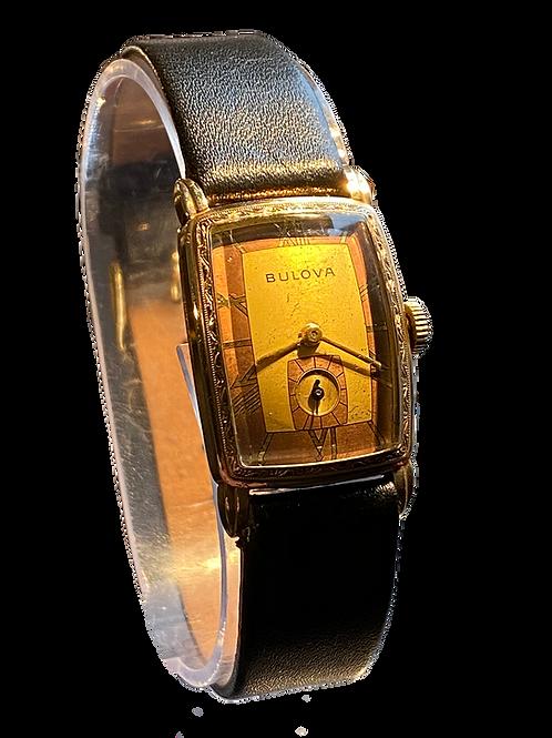 1940's Bulova Gents Dress Watch