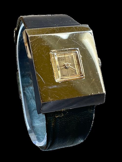 Buler Gents 1970's Fashion Watch