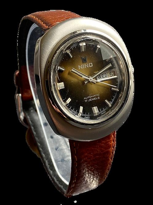 Nino 1970's Gents Automatic Dress Watch