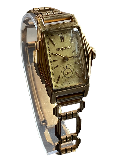Bulova Commentator Gents Dress Watch c1934