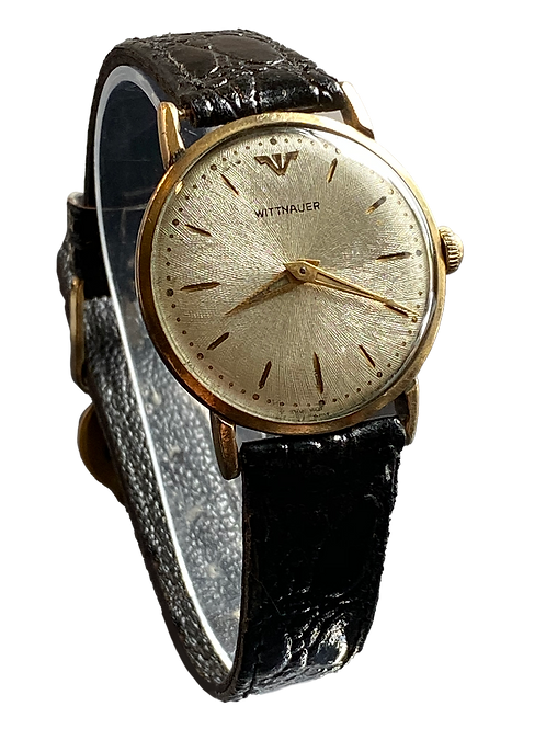 Longines Wittnaur Gents 1970's Dress Watch