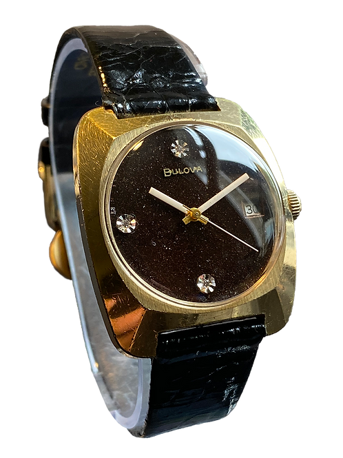 Bulova Gents Automatic Dress Watch 1975