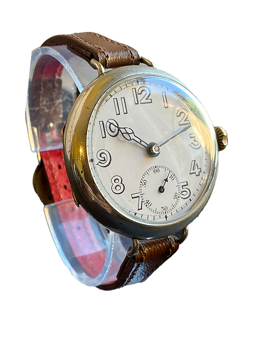 Large Trench Watch 1920's