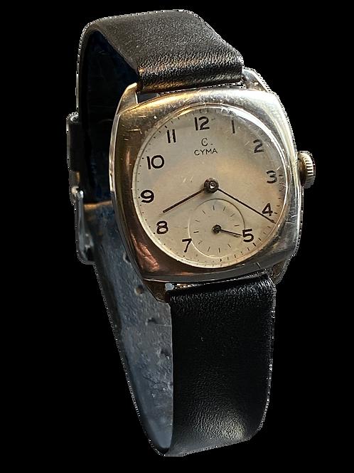 Cyma Gents Watch c1939