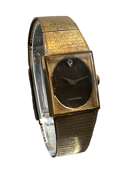 Longines 1960's Gents Dress Watch on Bracelet