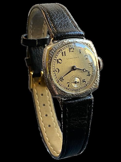 Longines Mid Size Gents/Ladies Watch c.1926