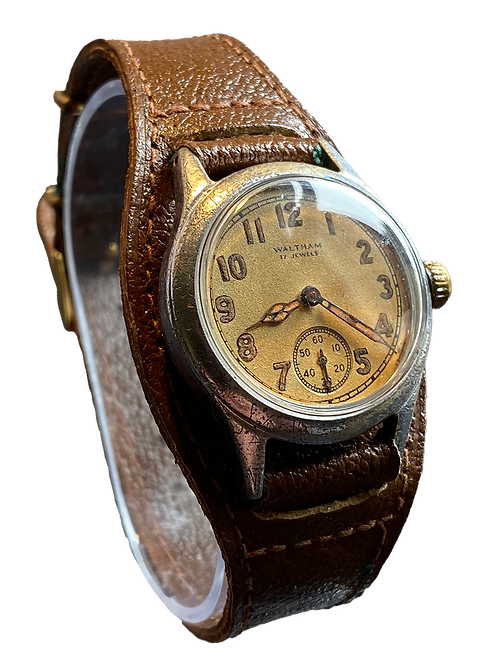 Waltham WW2 USA Military Ord Watch