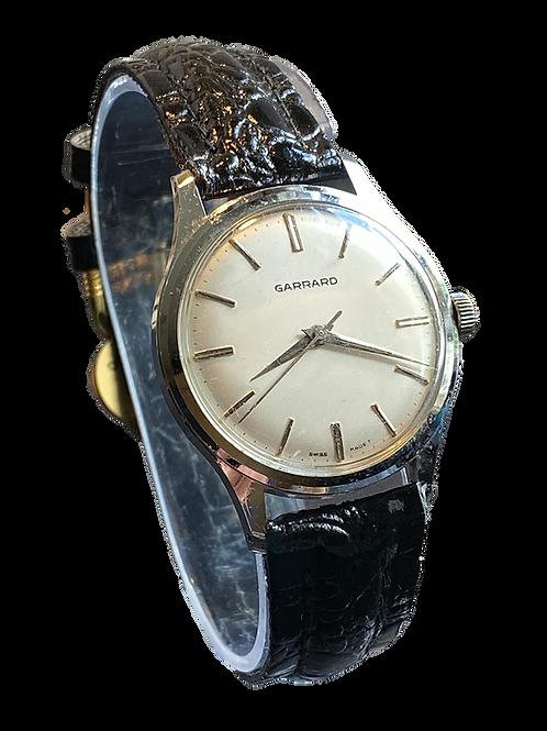 Garrard (Crown Jewellers) Gents 1970's Dress Watch