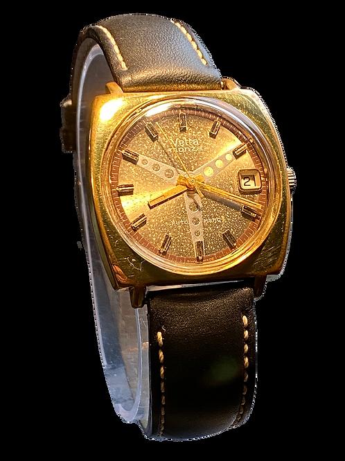 1970's Vetta Monza Gents Automatic Dress Watch