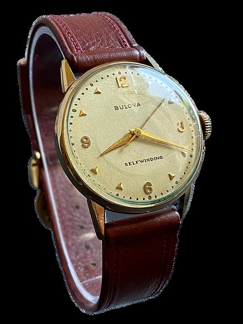 Bulova Randall 1951/2 Selfwinding Gents Dress Watch