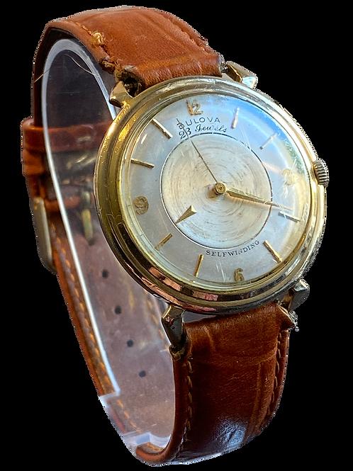 Bulova 1960 '23' Mystery Dial Gents Dress Watch