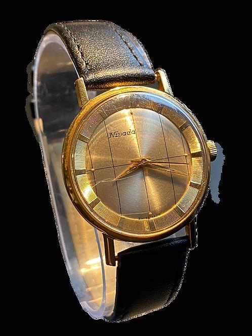 1960's Nivada Gents Automatic Dress Watch