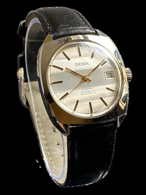 Doxa Prima Gents 1970's Dress Watch