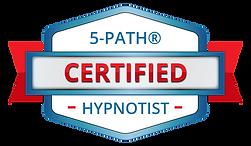 5-PATH certified hypnotist