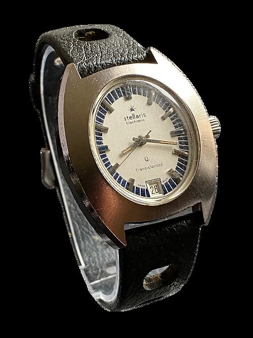 Stellaris Electronic 1970's Gents Watch