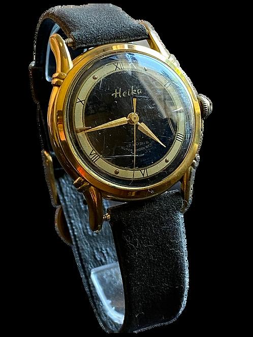 Heinka Gents 1950'S Dress Watch