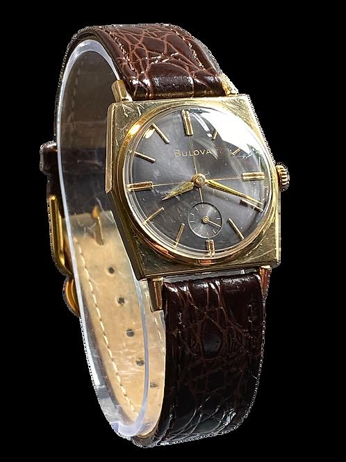 Bulova Banker Gents Dress Watch 1970
