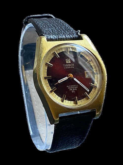 Tissot Visodate PR 516 GL Gents 1970's Automatic Watch