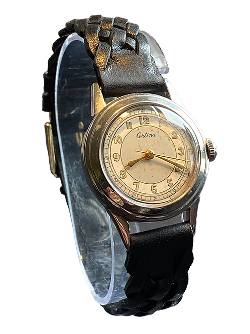 Certina Gents 1940'd Military Styled Gents Watch