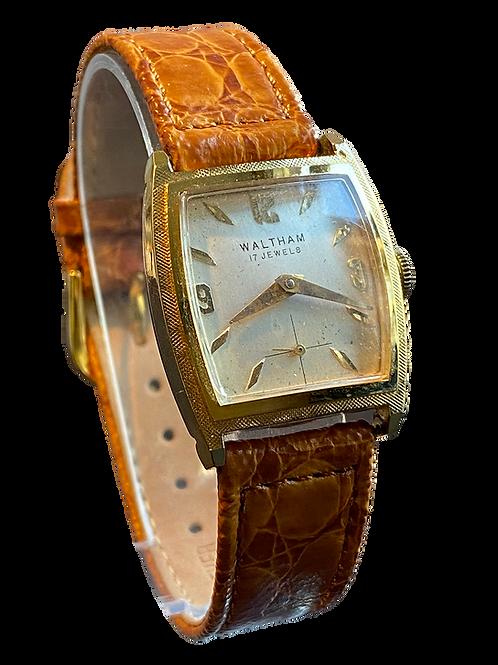Waltham 1960's Gents Dress Watch