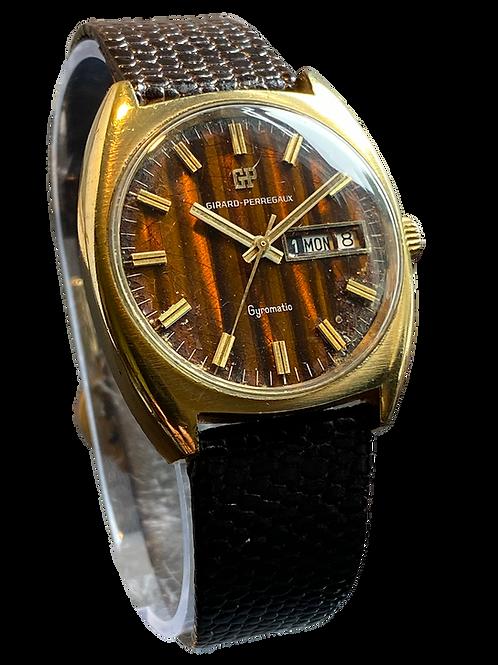 Girard Perragaux Gyromatic Gents Dress Watch 1970's