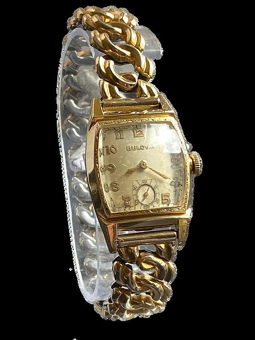 Bulova Maxim Gents Dress Watch on Bracelet 1949