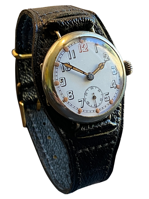 Trench Watch c.1917 in Excellent Condition