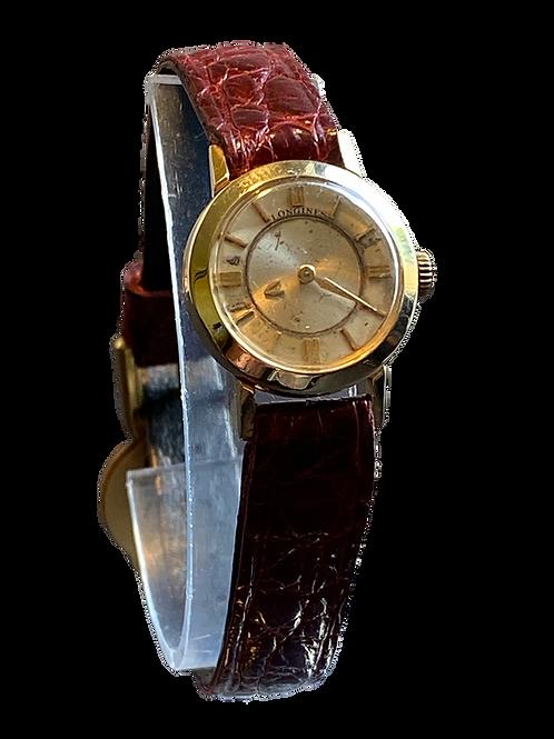 Longines c.1957 Ladies Mystery Watch on Strap