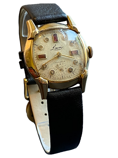 Louvic Gents Cocktail Watch