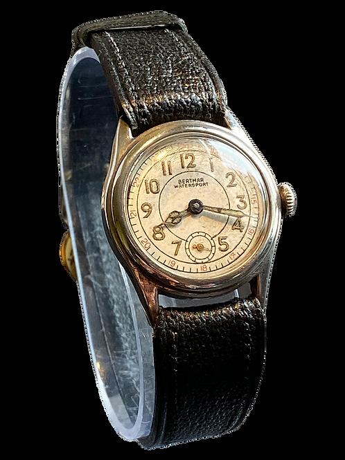 Bertmar Watersport Gents Watch 1940's