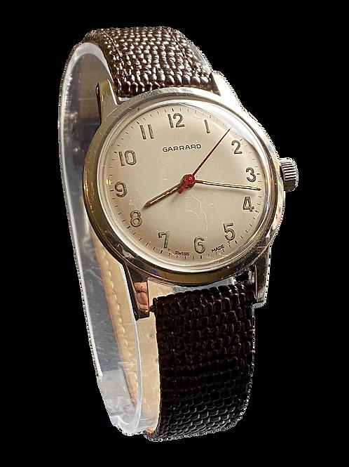 1970 Garrard Crown Jewellers Gents Dress Watch