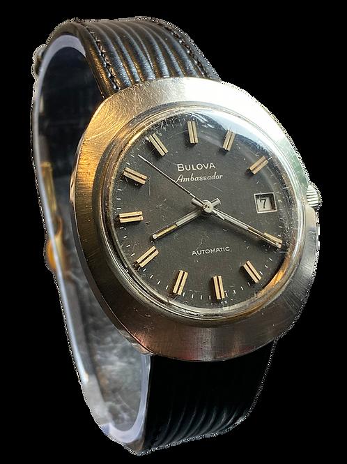 Bulova Ambassador 1972 Gents Dress Watch