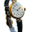 Thumbnail: 9ct Gold 1916 Mid Size Trench Watch
