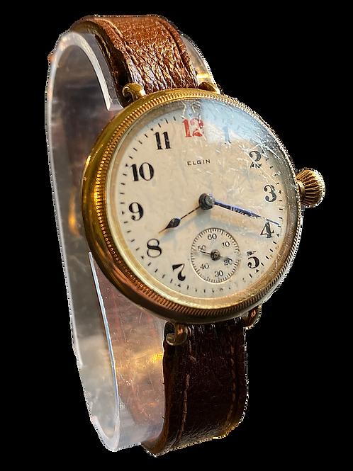 1920's Elgin Gents Trench Watch