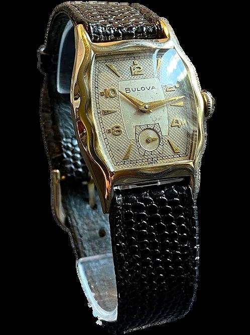 Bulova Senator 1957 Gents Dress Watch