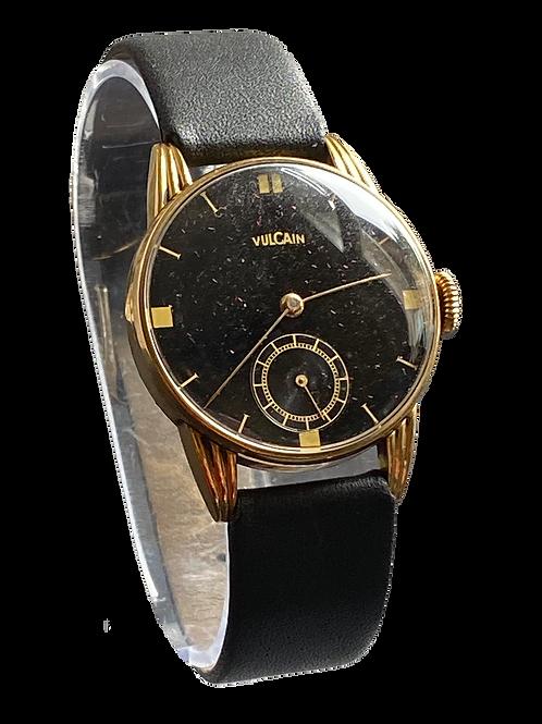 Vulcain 18ct Gold Jumbo Gents Dress Watch