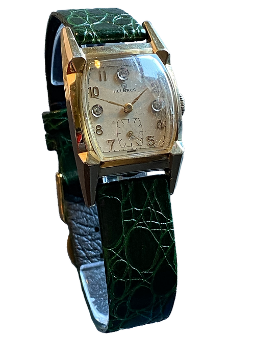 Helbros Gents Cocktail Watch