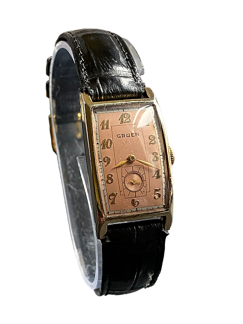 Gruen Gents Dress Watch c.1948